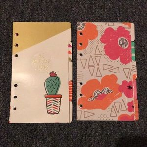 Personal Planner Dividers
